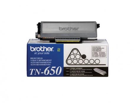 Toner Alternativo BROTHER  TN 580/650  Garantia 3 Meses