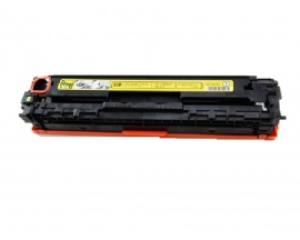 Toner Alternativo HP CE322A CB542A CF212A Amarillo