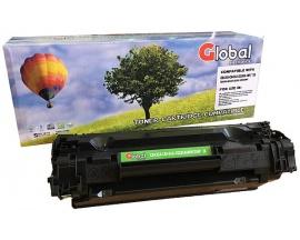 Toner Alternativo HP CC532A CE412A CF38 Amarillo