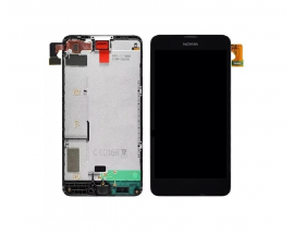 Modulo Display Nokia Lumia 630 635 Rm-975 / Rm-977 Con Marco