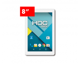 Tablet 8 Hdc T800 Intel Atom Quad Core 1gb/8gb