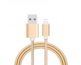 Cable IntCo 09-083A USB Para Celular Iphone Metal 8 Pines