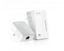Extensor De Rango Wi-fi De 300 Mbps Tp Link Tl-wpa-4220 kit