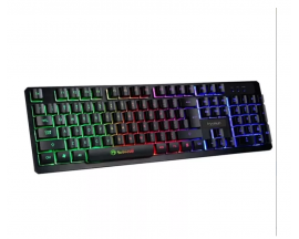 Teclado Gamer Marvo K616 Scorpion Retroiluminado Rgb