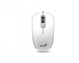 Mouse Genius Dx-120 Usb 1000 Dpi Optico Blanco