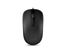 Mouse Genius DX-120 USB Optico Negro