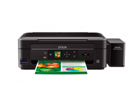 451fa22ca73c8 Impresora Multifuncion Epson L455 + Sistema Continuo Ecotank