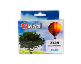 Toner Alternativo T32N Para Impresora Epson Color Cyan