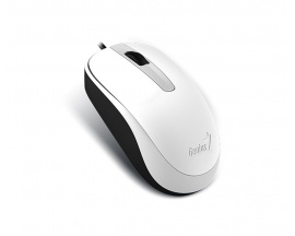 Mouse Genius DX-110 USB Blanco