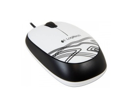 Mouse Logitech M105 White