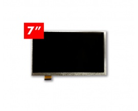"Display P/ Tablet LCD 7"" PCBOX PCB-T750I 30 Pines"