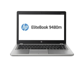 Notebook HP Elitebook Folio 9480M Core i5 4GB 500GB Win