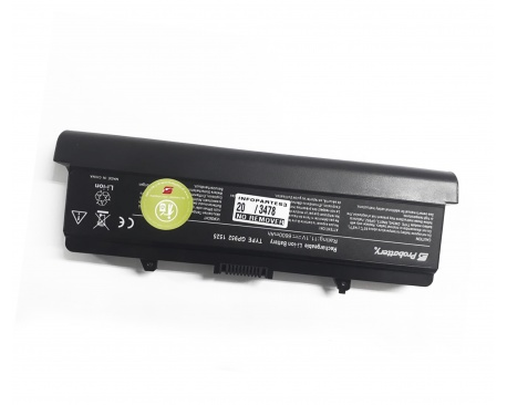Bateria Alternativa Dell 1525 Extendida Garantia 6 Meses