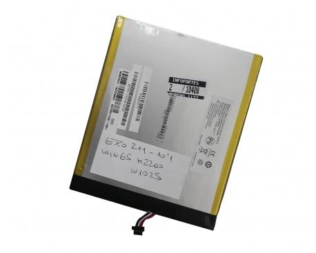 Batería Original para Tablet 2 en 1 Exo Wings K2200